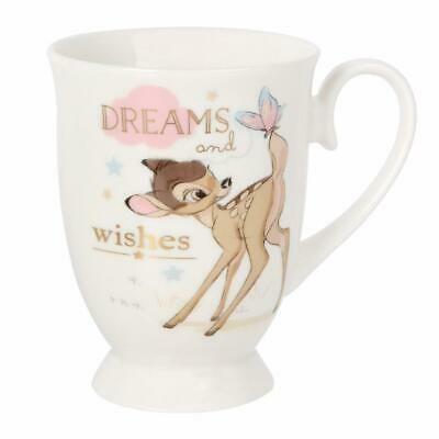 DISNEY MAGICAL BEGINNINGS - DREAMS AND WISHES BAMBI MUG - DI360 - NEW IN BOX | eBay