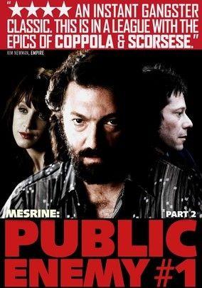 Mesrine L Ennemi Public N 1 Gratuit : mesrine, ennemi, public, gratuit, Mesrine:, Public, Enemy, Netflix, Ennemis, Publics,, Vincent, Cassel,, Films, Complets