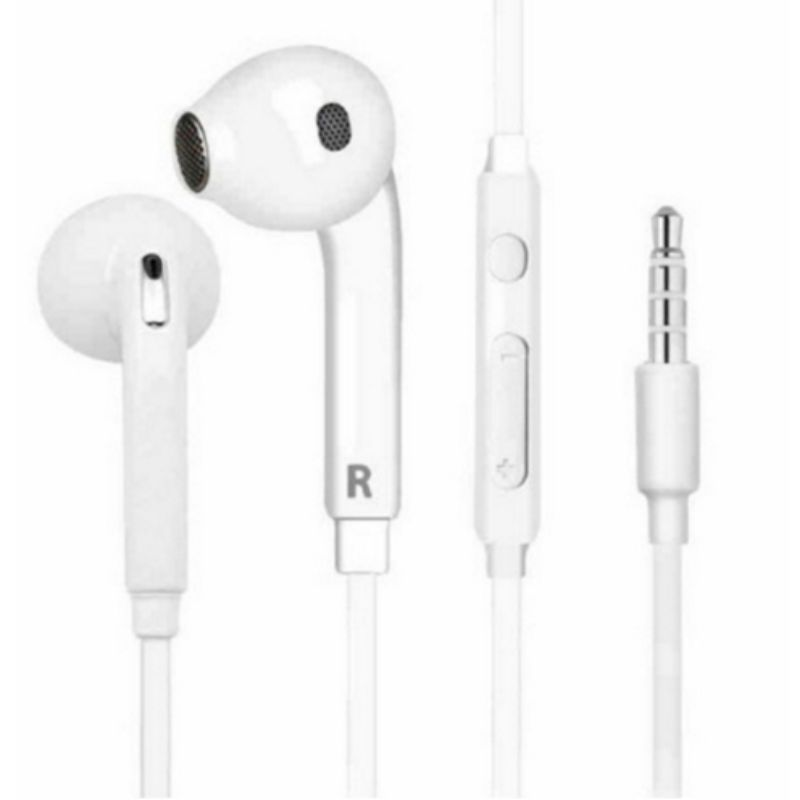 3.5mm Stereo Headset Compatible with iPhone 7 and Samsung