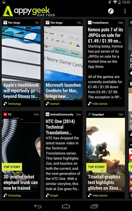 Appy Geek – tech news, Android market best android apps