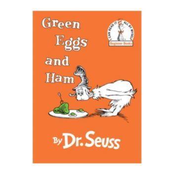 Dr  Seuss Green Eggs and Ham Book | Amazing Tomes (books) | Green