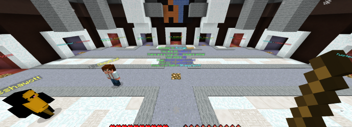 The five temples Ep.1-Los cinco templos Ca.1 Link:http://mcpehub.com/download?post=13915&type=map