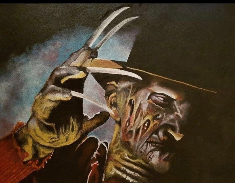 Pin by La Vista Johnowh on Freddy K Pinterest Freddy krueger