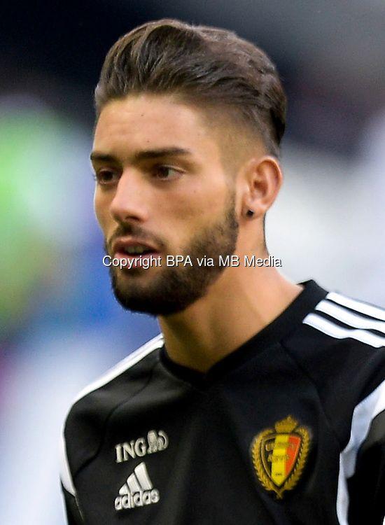 image result for yannick ferreira carrasco hair beard pinterest