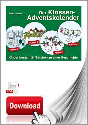 Geschichte teile adventskalender pdf 24 Adventskalender Geschichten