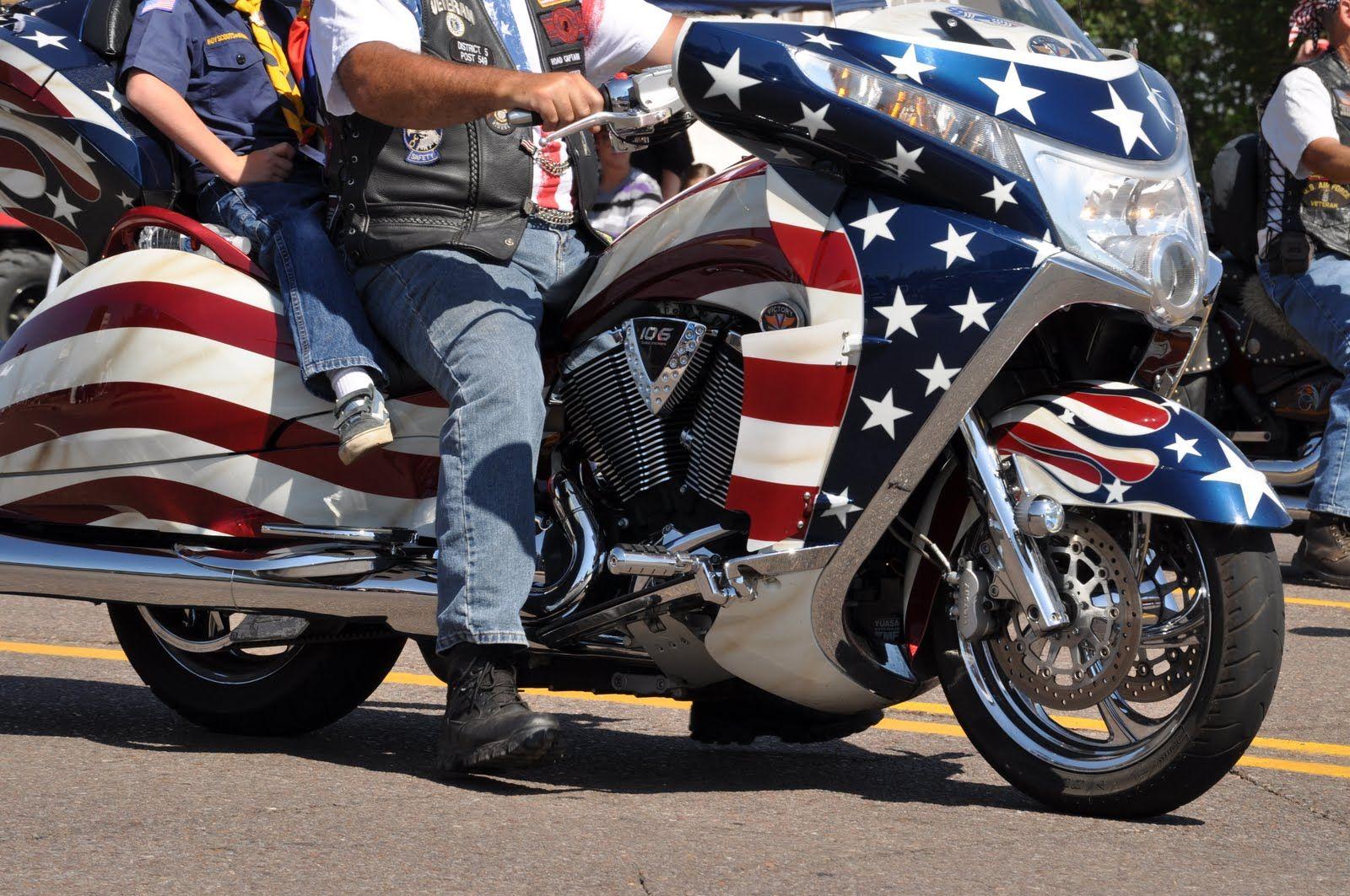 patriotic motorcycle cool pinterest moto. Black Bedroom Furniture Sets. Home Design Ideas