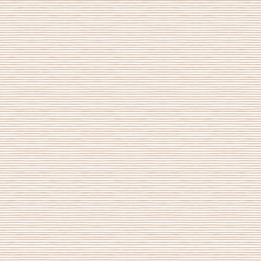 Blush Watercolor Stripes Stripe Removable Wallpaper Removable Wallpaper Blush Watercolor