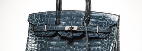 ad12ce48ec Un sac Hermès vendu à un prix record de 60.000 euros : une oeuvre d ...