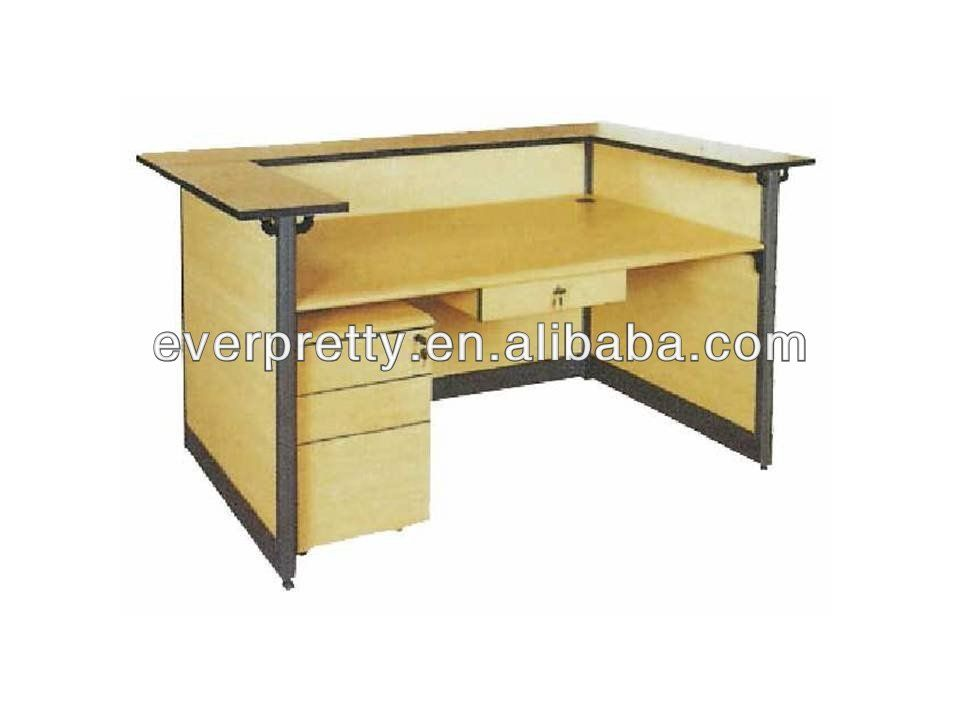Used Office Furniture Counter Table Reception 95 265