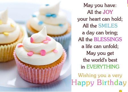 Happy Birthday Messages For Sister – Birthday Card Message for Sister