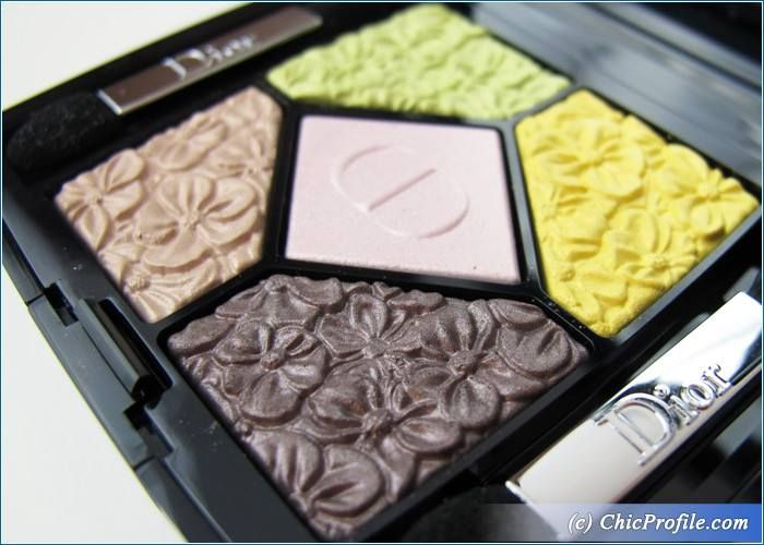 Dior Rose Garden Eyeshadow Palette Review, Swatches, Photos – Beauty Trends and Latest Makeup Collections | Chic Profile