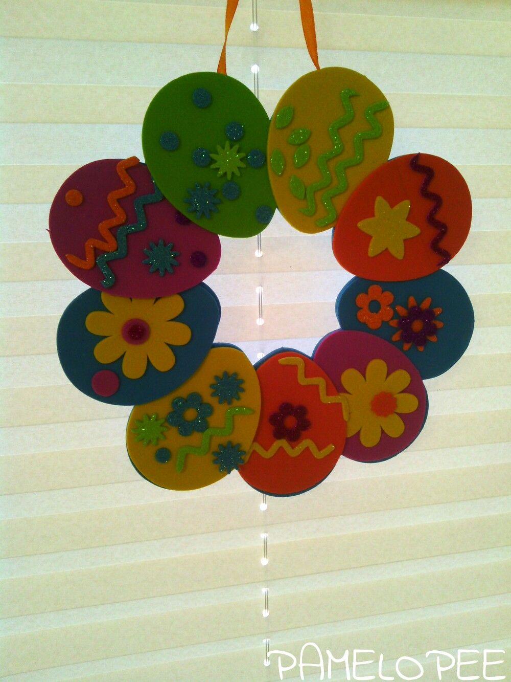 pamelopee: Basteln mit Kleinkindern | Frühling | Happy ...