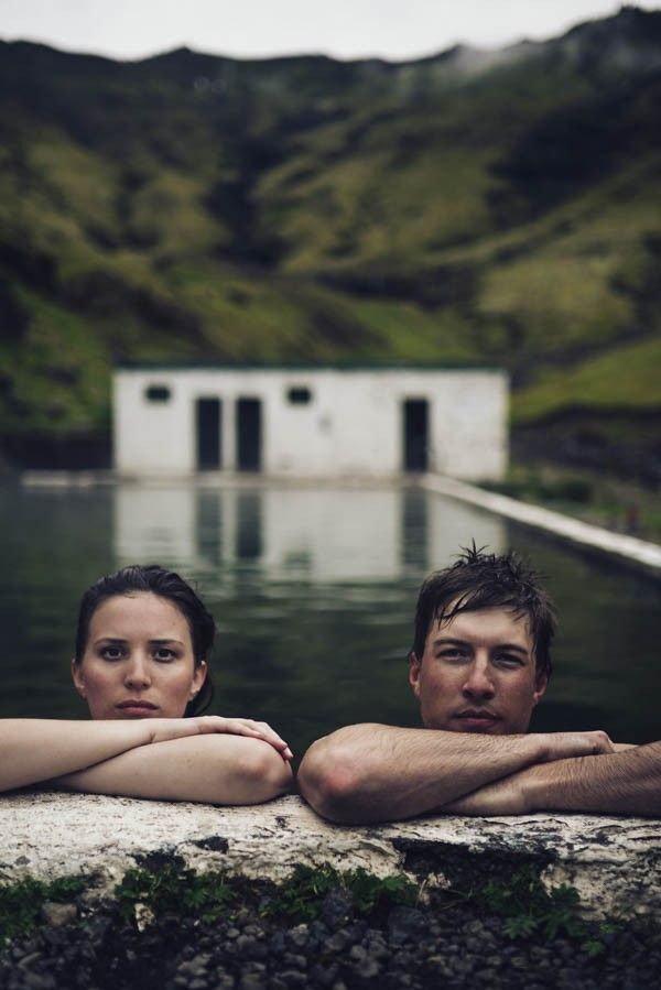 , Intimate and Natural Couples Portraits in Iceland | Junebug Weddings, Travel Couple, Travel Couple
