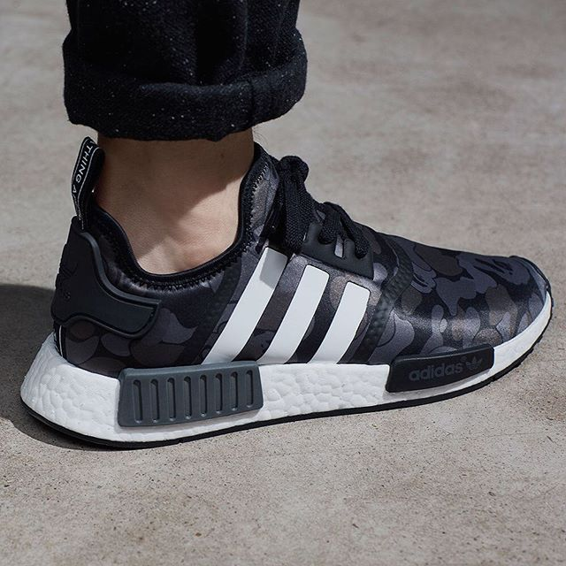 d62870e486d32 ICYMI  the  BAPE adidas NMD is releasing in January 12th in Western Europe.
