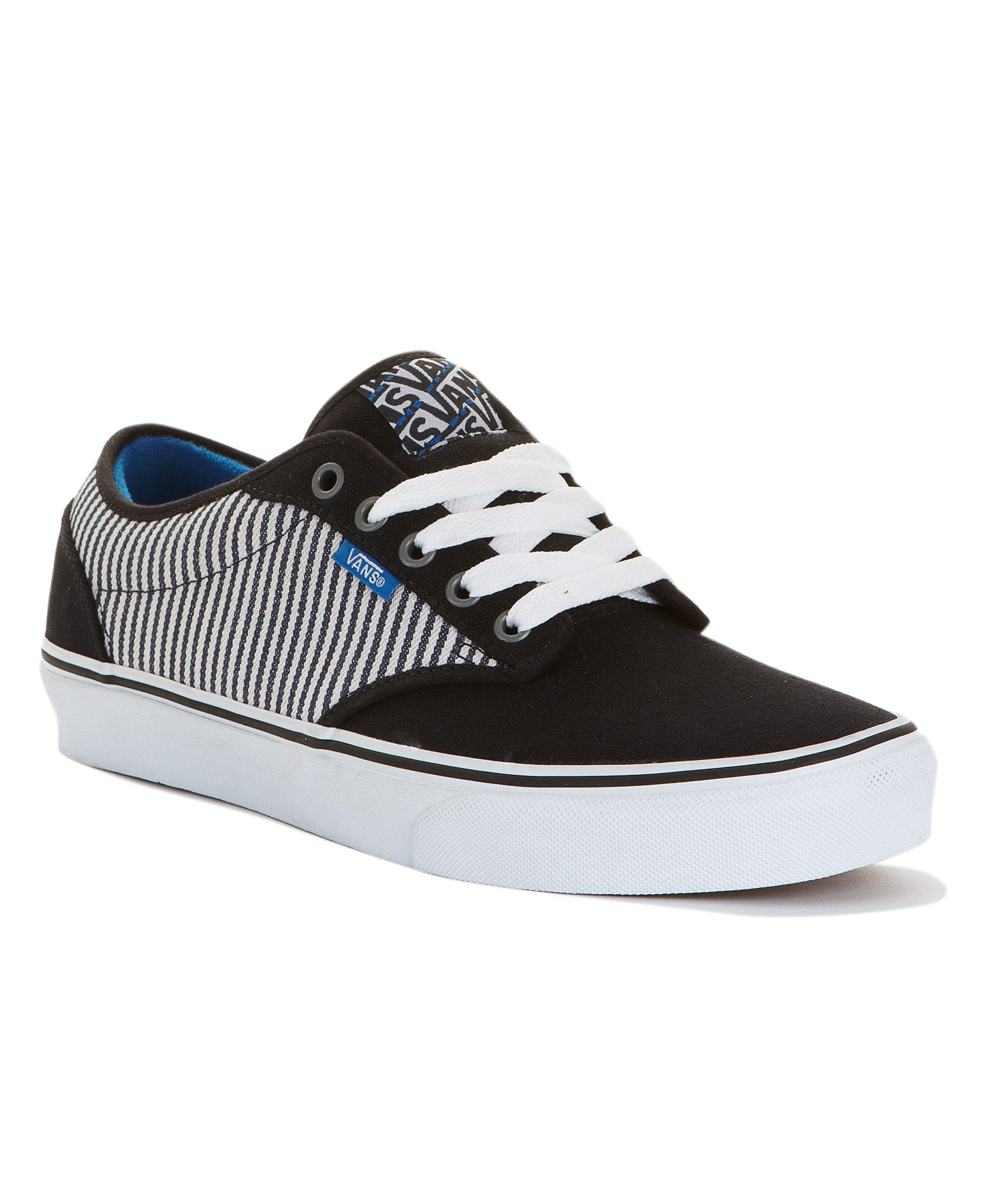Atwood Low Lace-Up Sneakers - Shoes