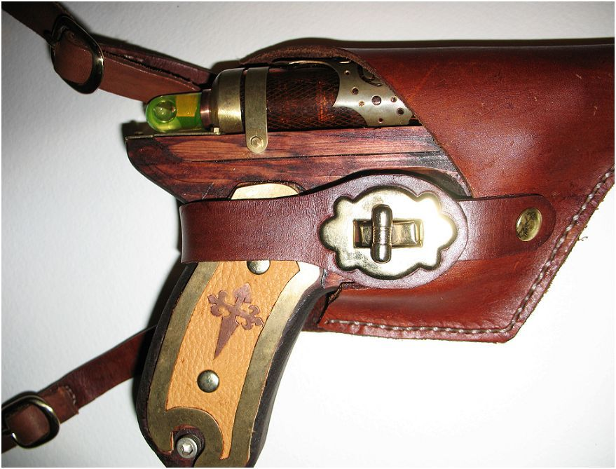 Very nice holster and gun.