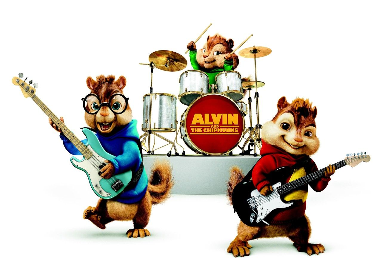 Alvin And The Chipmunks Alvin The Chipmunks Chipmunks Movie