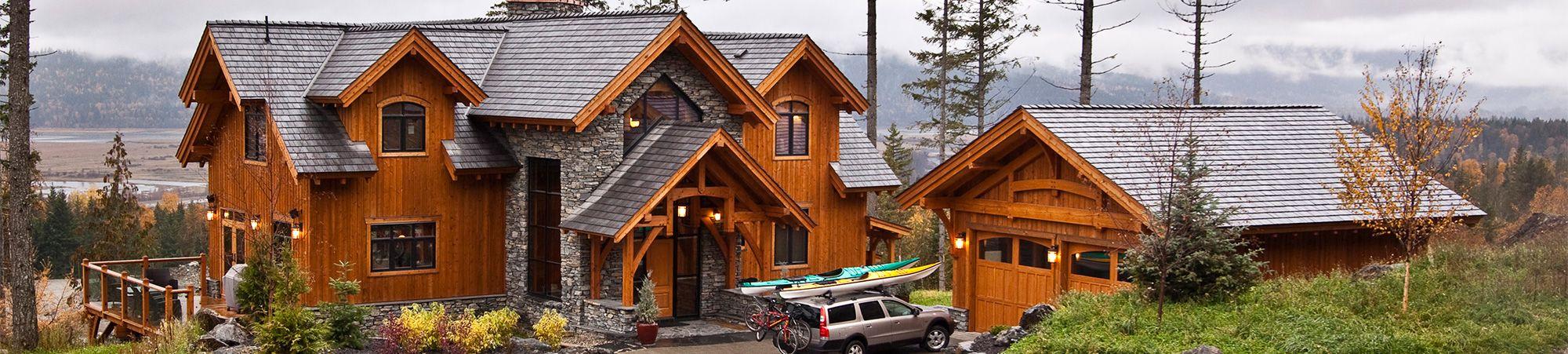 BC Canada Modern Homes Prefab Homes Timber Frame Homes Custom Home Design plete Home Packages