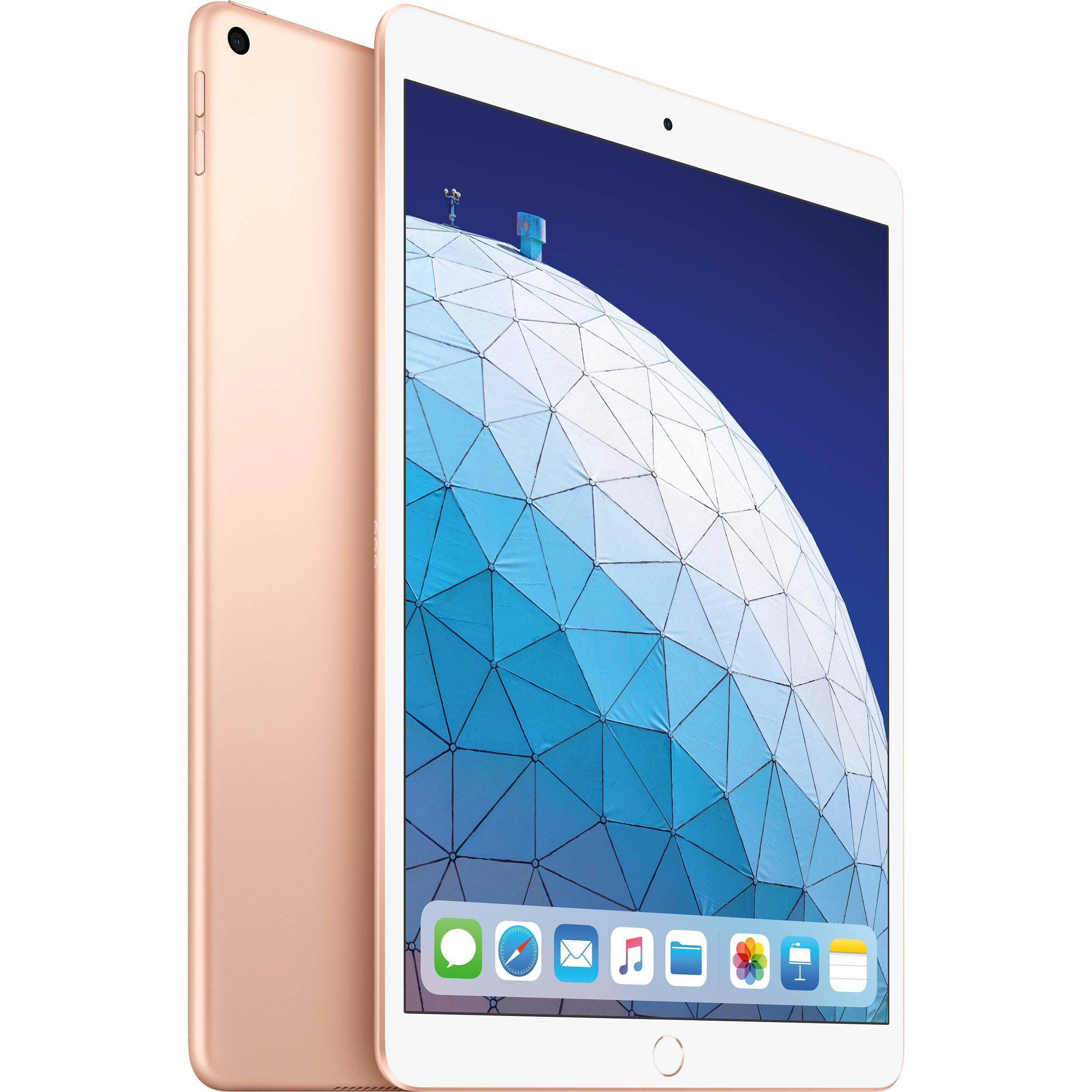 Apple Ipad Air 3rd Generation 256gb Gold Ipad Air Ipad Tablette Tactile