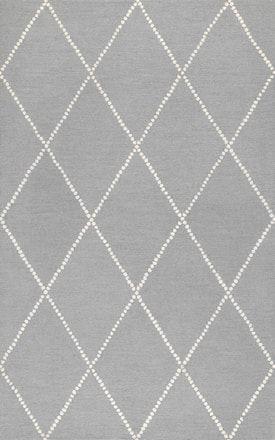 Rugs Usa Light Gray Tuscan Dotted