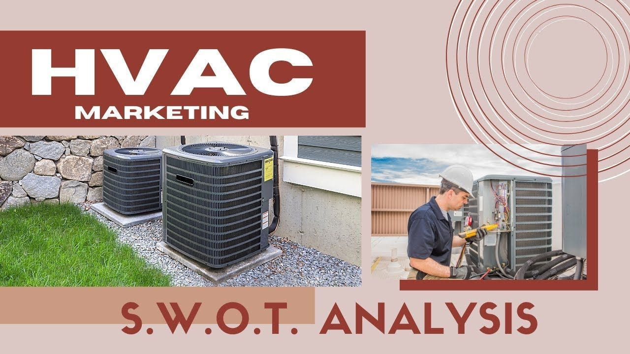 HVAC Marketing Strategies SWOT Analysis (Strategic