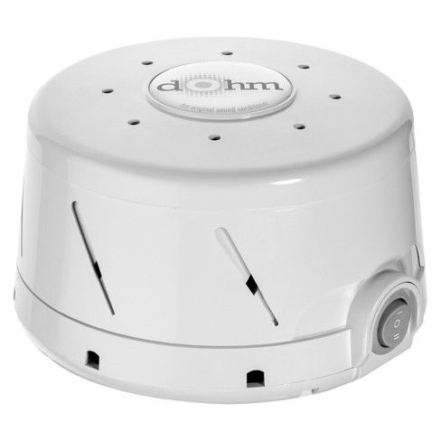 Dohm By Marpac Natural White Noise Sound Machine White