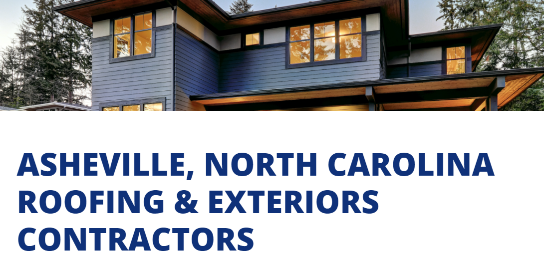 Roofing Services In Asheville Nc Roofing Residential Roofing Roof Maintenance