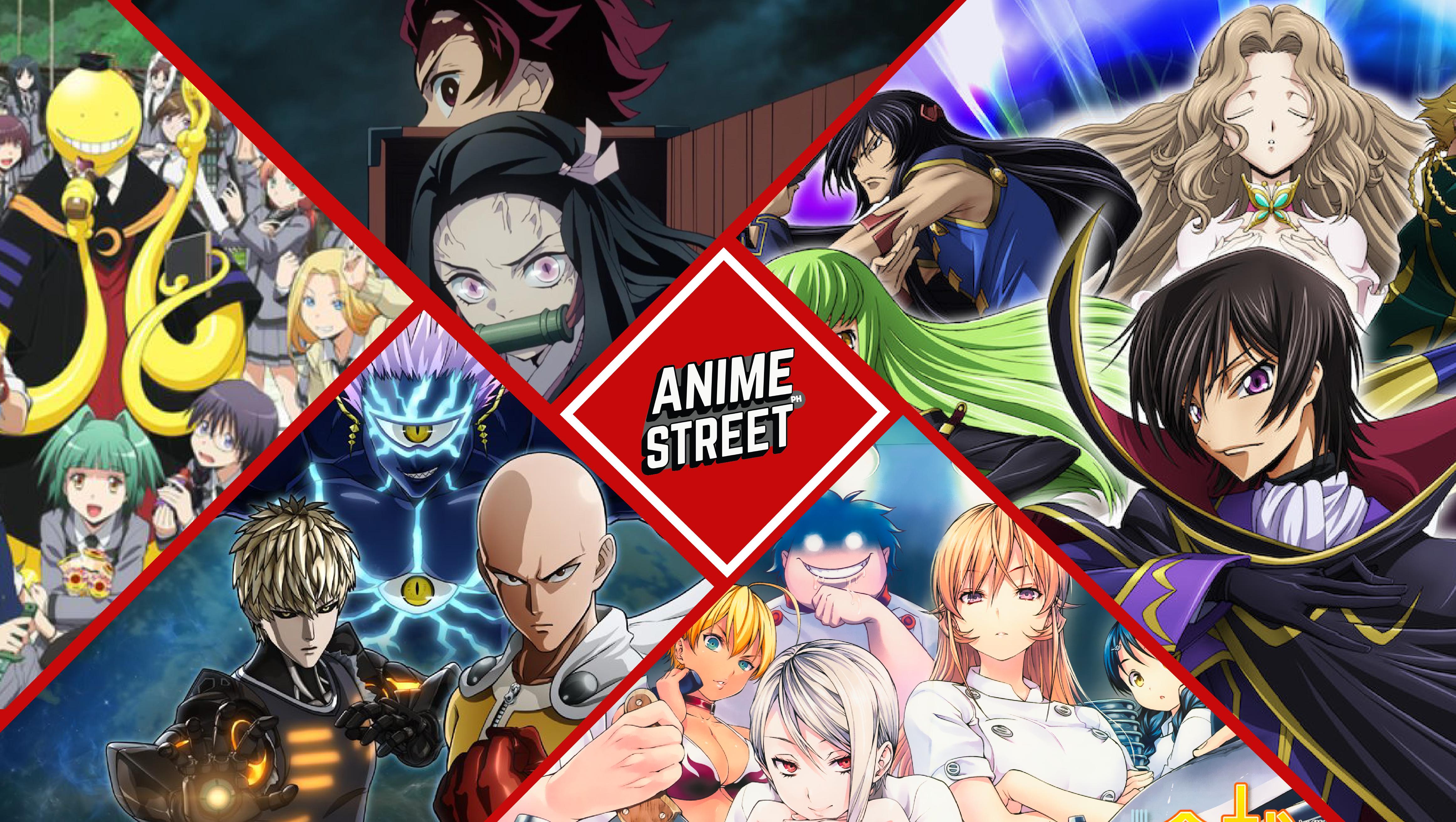 Pin on Anime Street PH Blogs