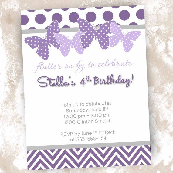 butterfly invitation baby shower or birthday printable // sip and,