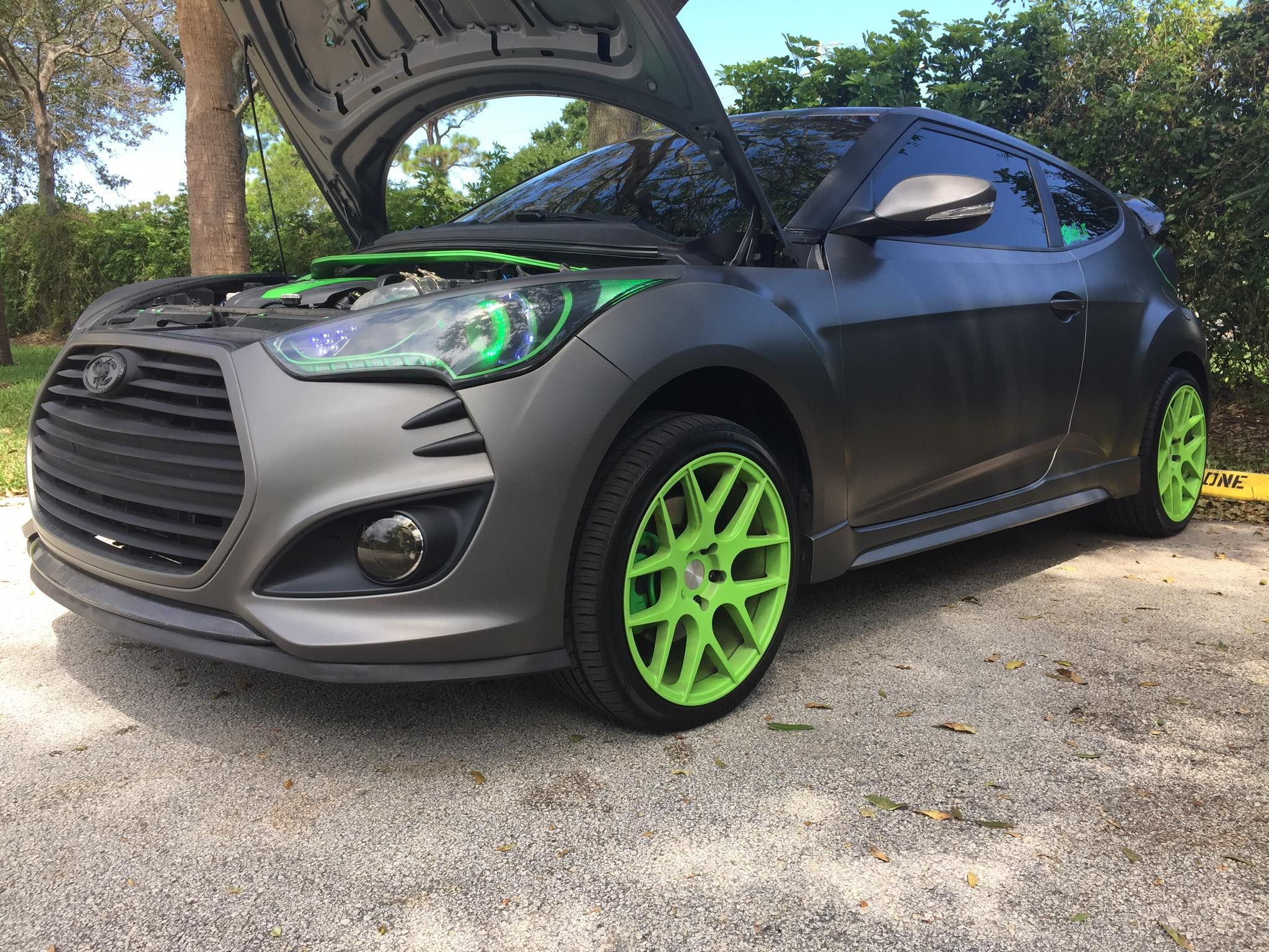 Pin By Vettecool On Veloster Hyundai Veloster Veloster Turbo Dream Cars