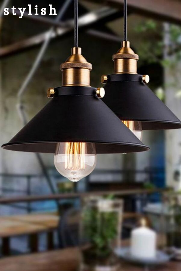 Industrial Modern Hanging Lamp Industrial Pendant Lights Home