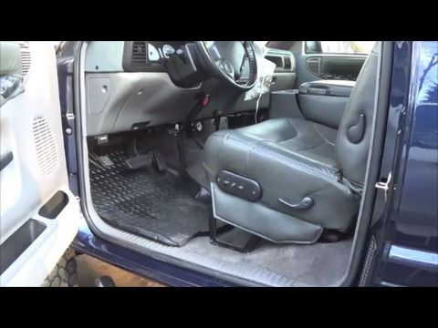 Your Search Is Over Get An Improved Geno S Garage Driver Side Seat Cushion For Your Standard Or Extended Cab 94 9 Truck Interior Dodge Ram Truck Accessories