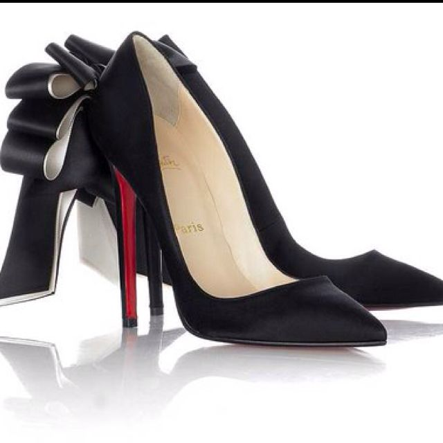 louboutin shoes!! I must have these!!
