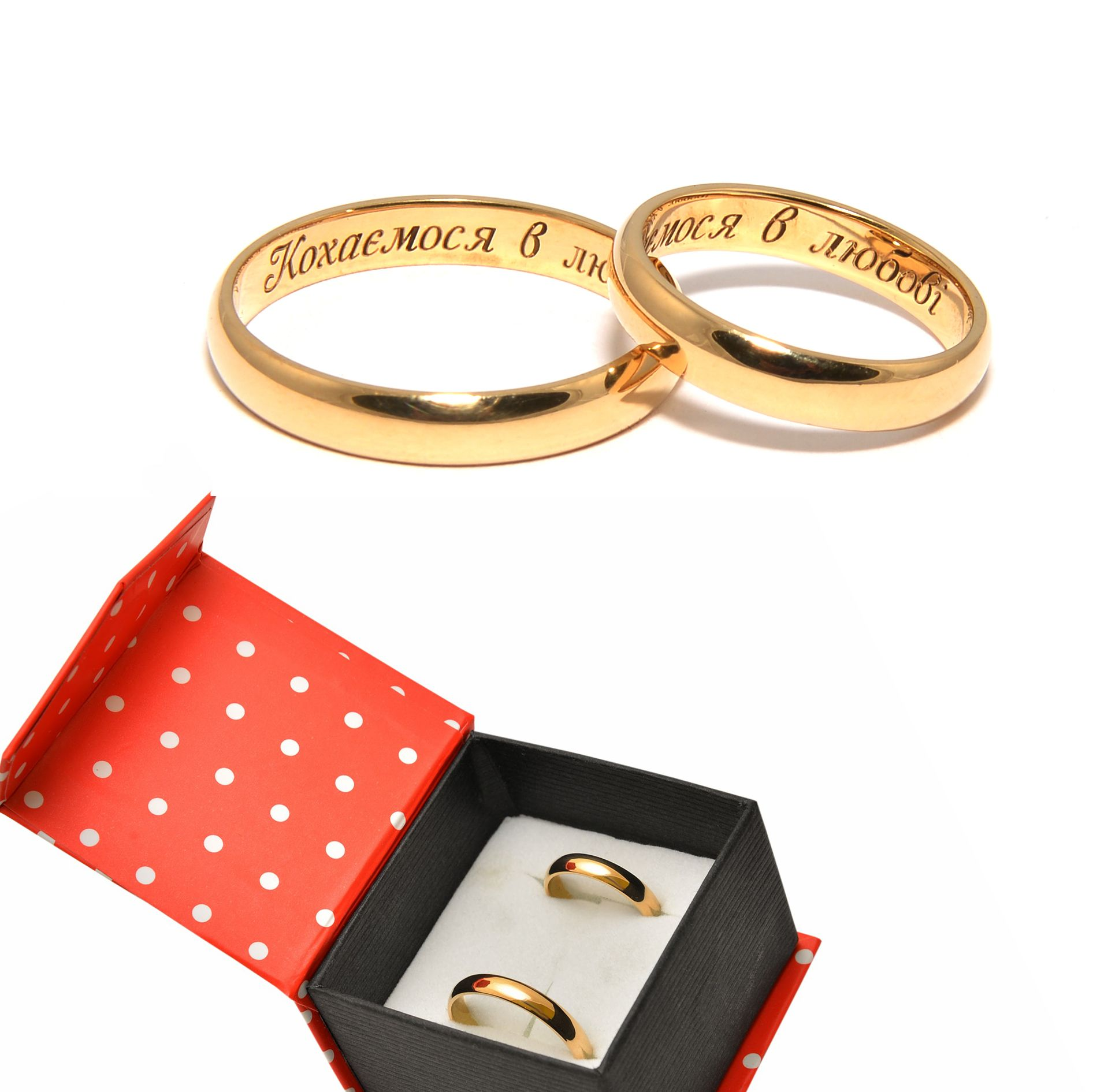 95fa7c258dfa Обручальные кольца классика с гравировкой Золото 585 пробы Ширина – 3,5мм,  вес женского
