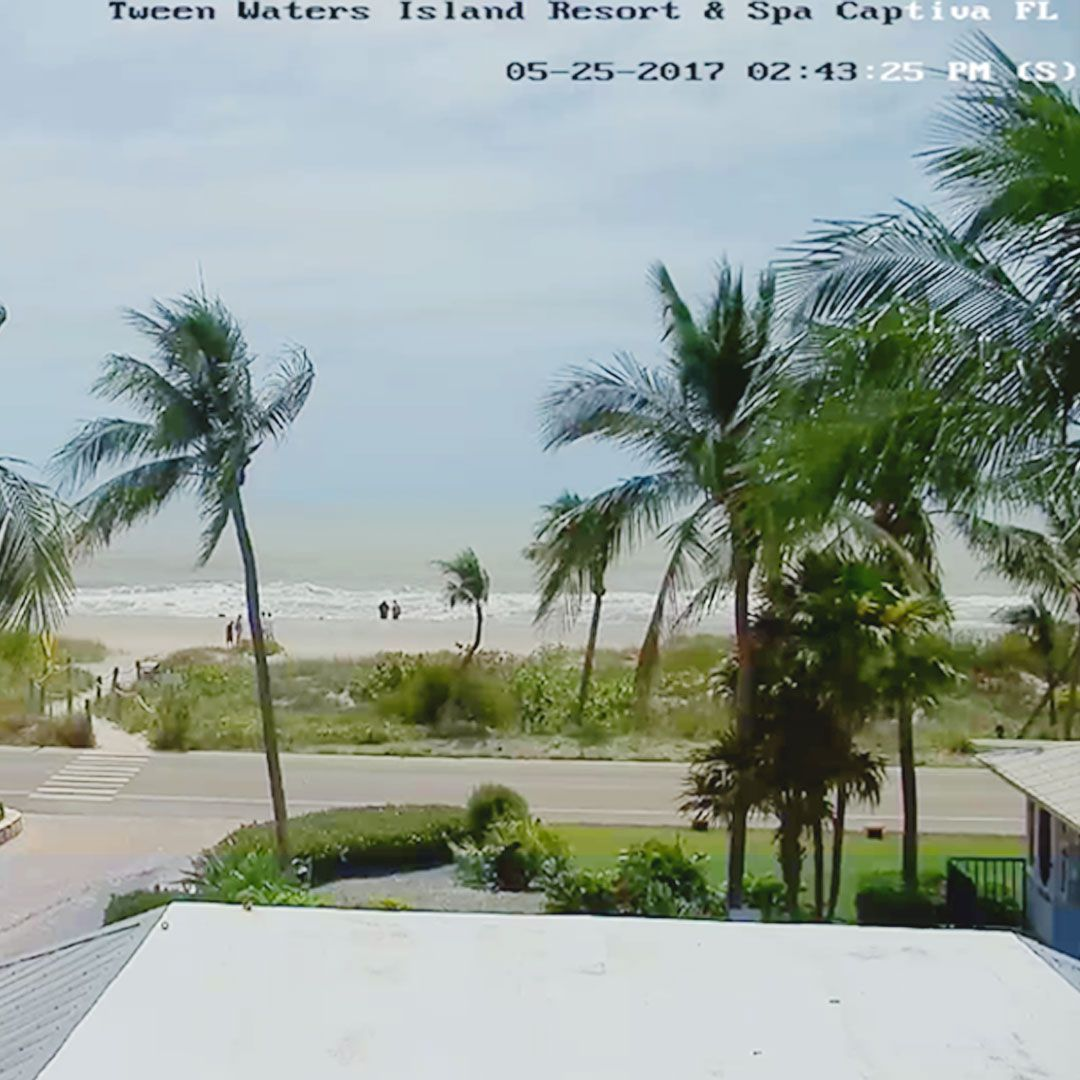 Have You Seen Tween Waters Inn S Live Beach Cam Check The Conditions Before