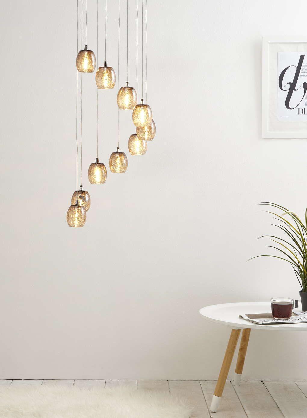 Over Dining Room Adjustable Aisha Cluster Light
