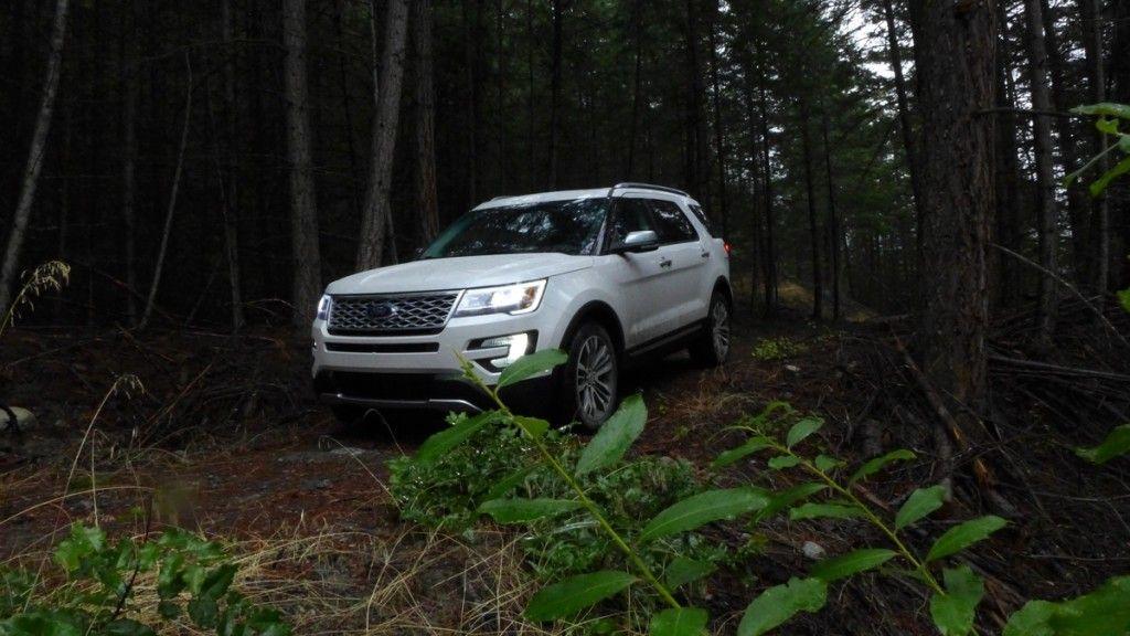 2016 Ford Explorer Platinum Not the Neutered SUV I