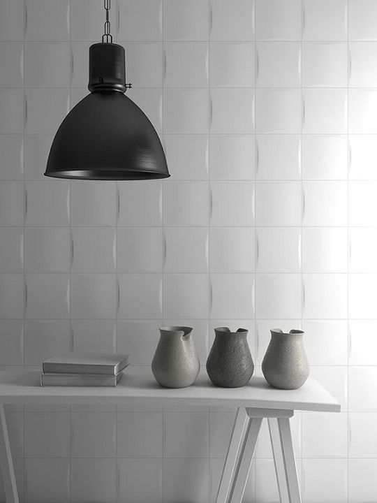 Amazing Large White Tiles  Stylish White Kitchen Tiles At Trade Prices