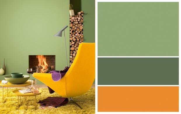 Wohnen Mit Farben