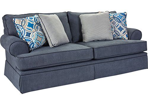 Miraculous Broyhill 6262 3Q3 Emily Sofas Blue Sofas Couches Ncnpc Chair Design For Home Ncnpcorg