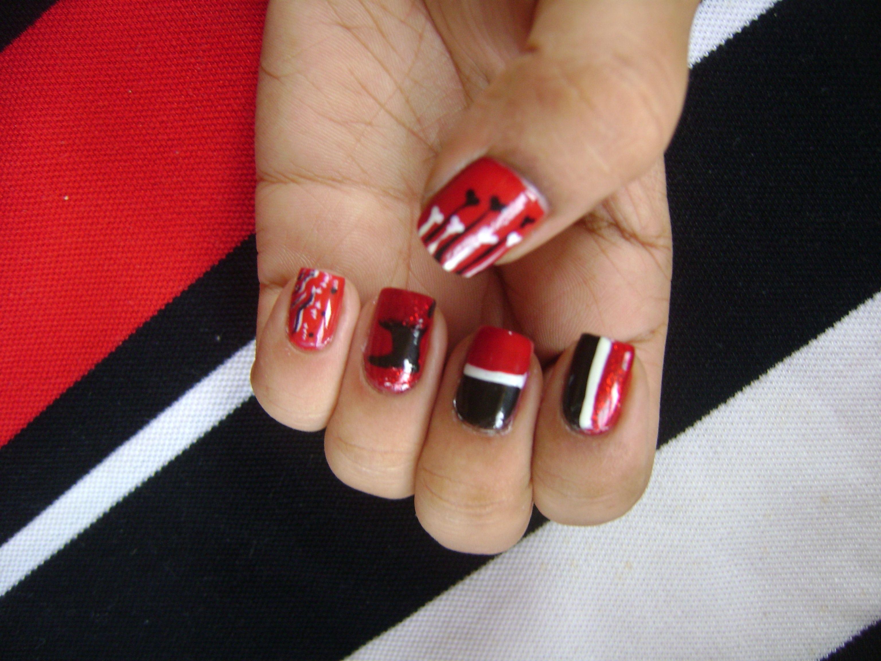 Trinidadian nails
