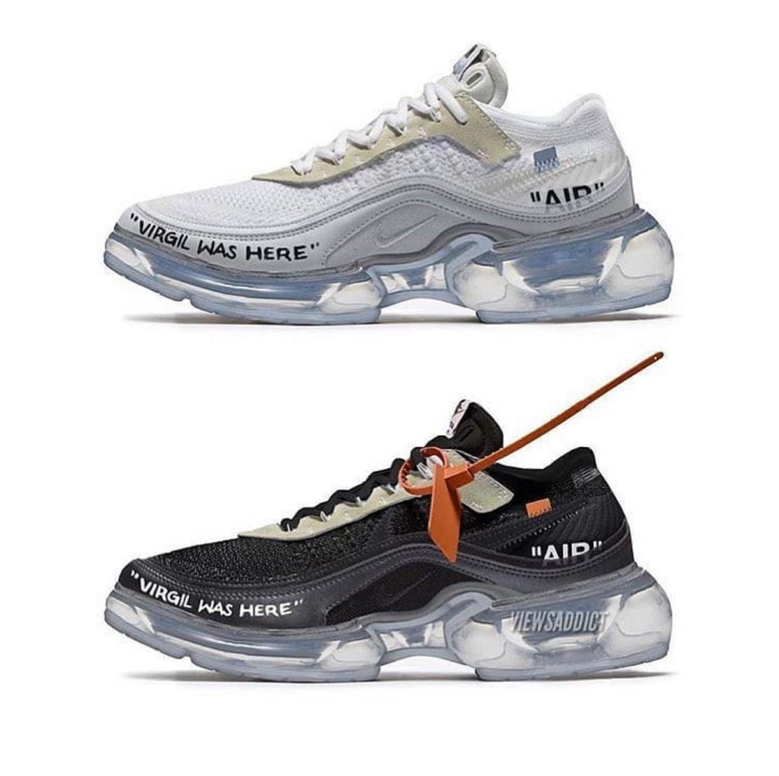 Air Force 1 Nike Air Max 97 Air Jordan Off White, PNG