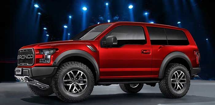 New 2018 Ford Bronco Release Date | automotrends | 2019 ...