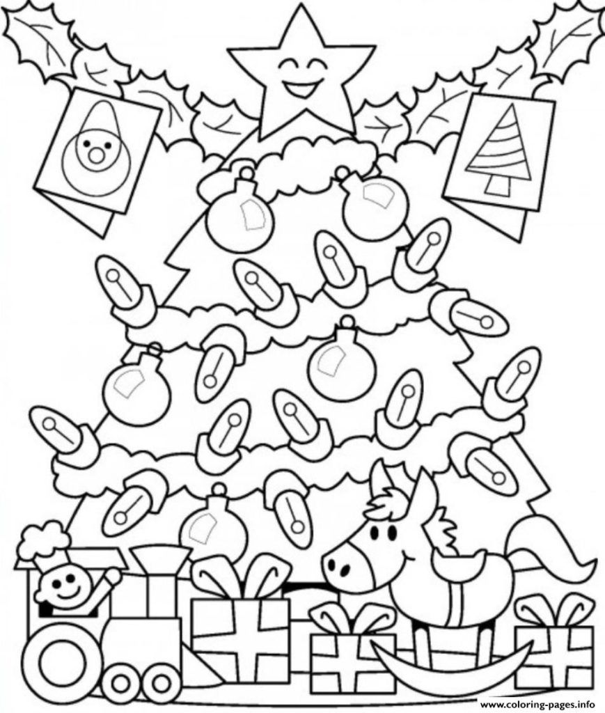 Christmas In July Coloring.Presents Coloring Pages Holiday Coloring Pages Christmas