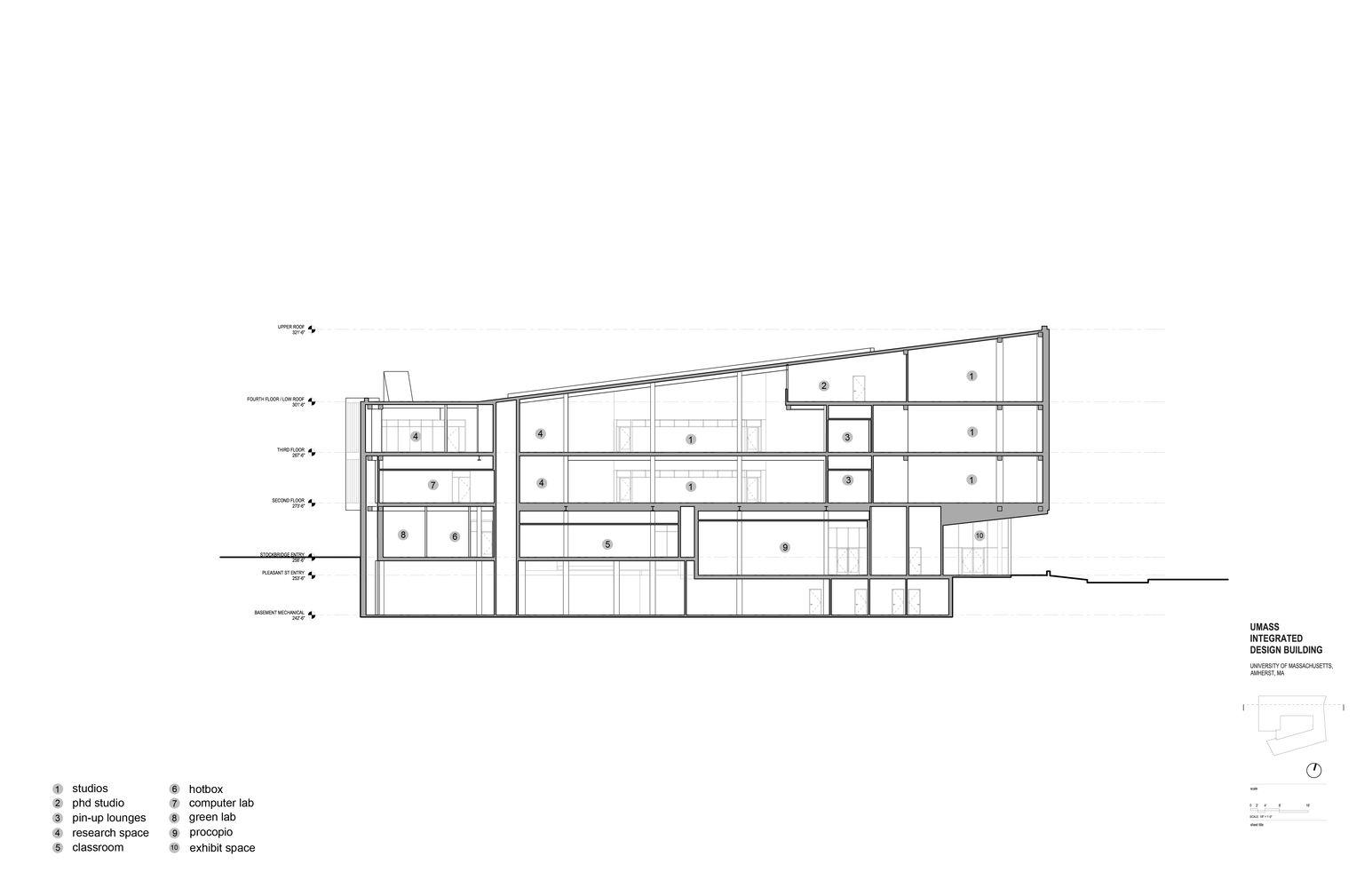 Gallery Of University Of Massachusetts Amherst Design Building