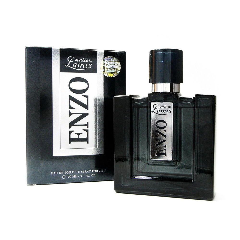 Enzo 100ml Pour Homme Neuf Parfum GMSVUpqz