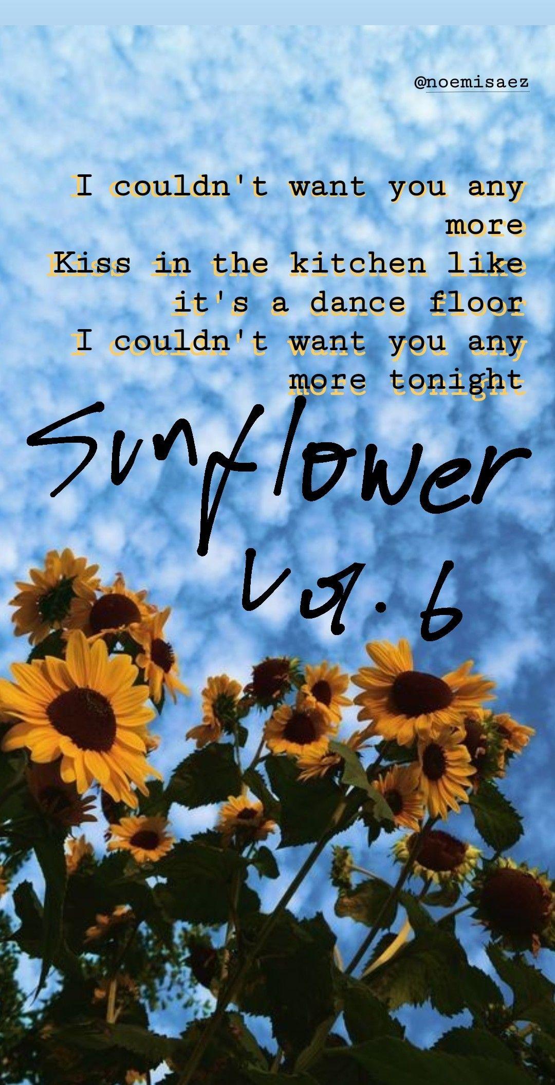 Sunflower, vol.6 , Harry styles Fondo de pantalla | Harry ...