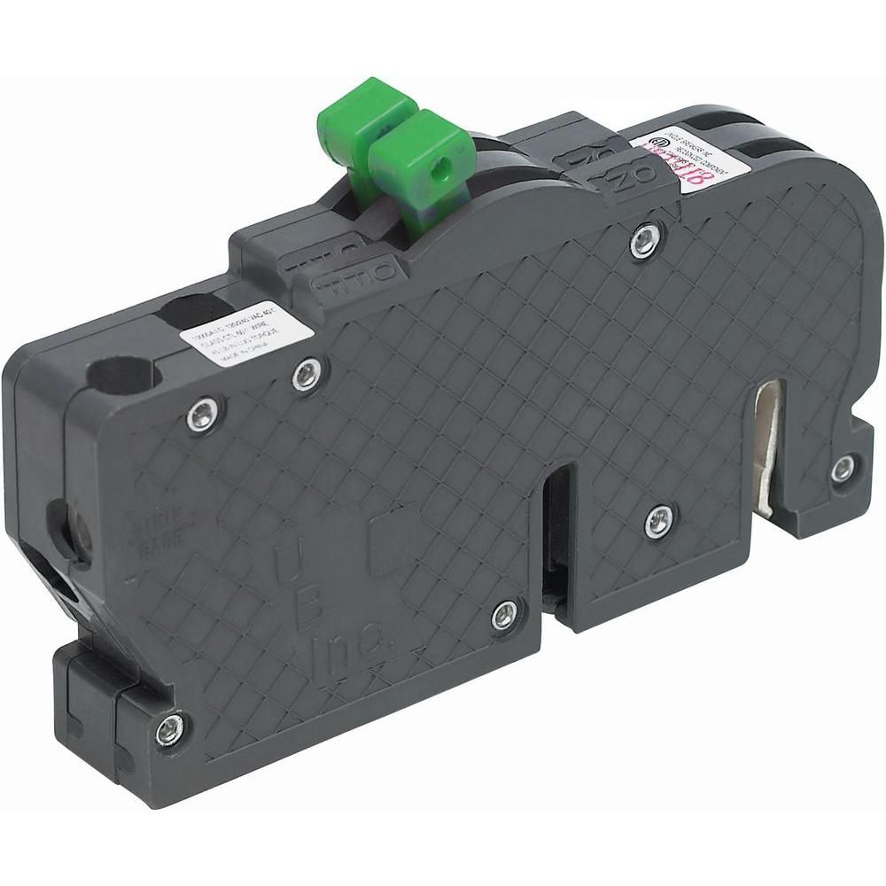Zinsco New Ubiz Twin 30 Amp 3  4 In  1