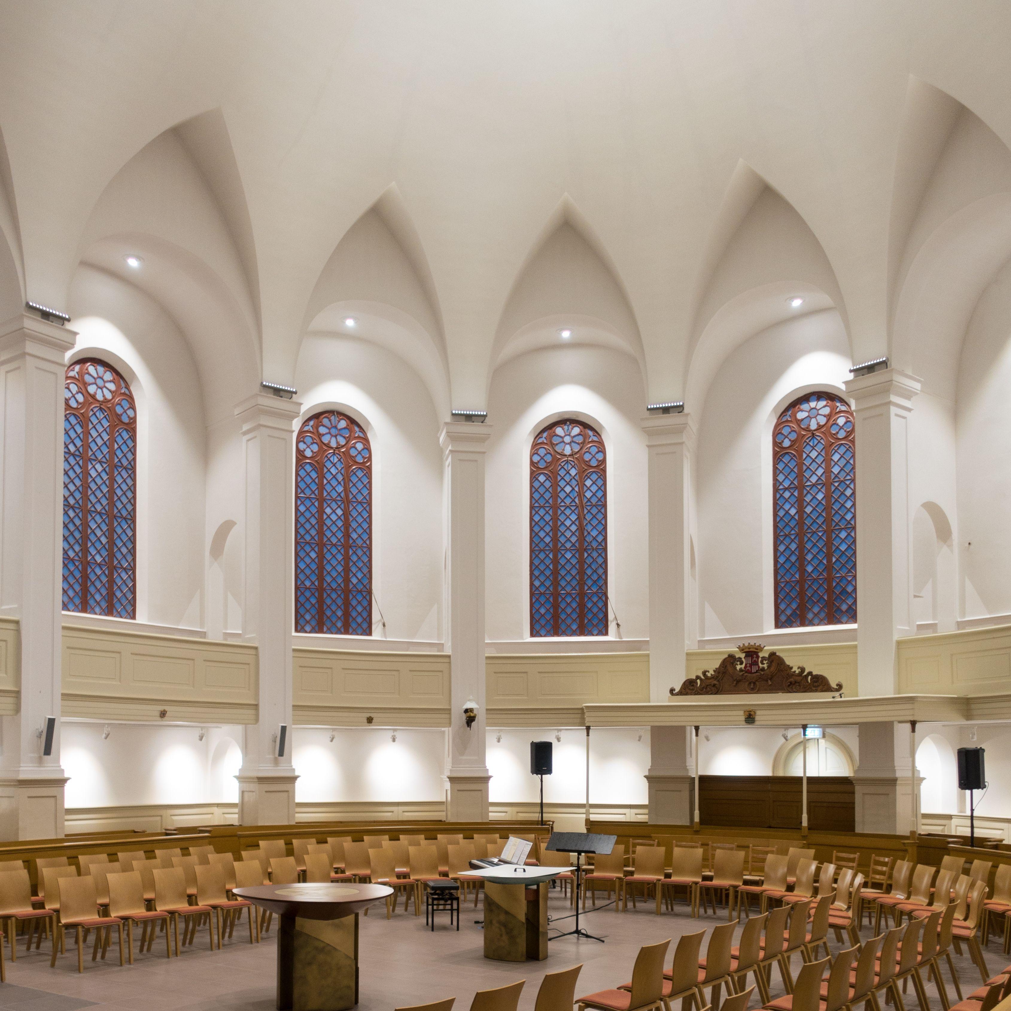 Deze prachtige kerk in Wolphaartsdijk mocht #maashagoort voorzien ...
