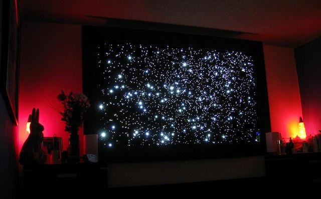 Build A Fiber Optic Star Map For Out Of This World Ambient